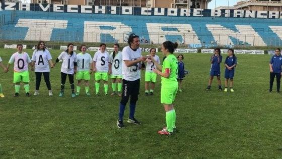 """Calcio femminile, la favola del capitano Irene: """"Sposerò il mio allenatore"""""""