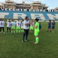 Calcio femminile, la favola del capitano Irene: