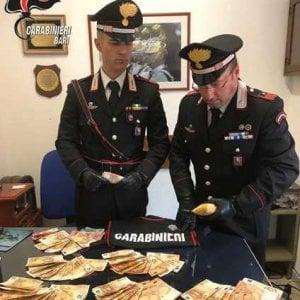 Castellana Grotte, arrestato ragioniere di una sala ricevimenti: rubava dagli incassi