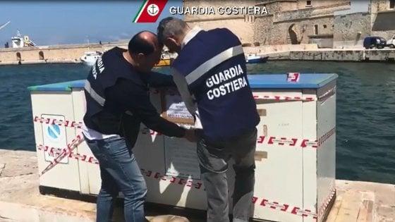 Monopoli, sequestrato un impianto di carburanti nel porto: era senza autorizzazione
