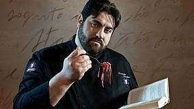 Rep  :   Natalizio, Cannavacciuolo di Puglia chef dell'olio evo anche sul bocconotto