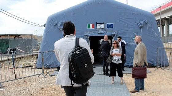"""Bari, lo schiaffo del ministero sul Palagiustizia: """"No allo stato di emergenza"""""""