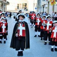 Bitonto, il corteo storico rievoca la battaglia del 1734
