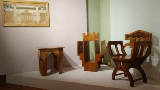 Una mostra dedicata a Cambellotti: a Roma esposti arredi del ...