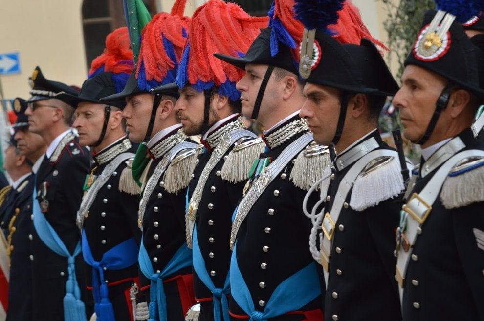Bari, la festa dei carabinieri per il 204esimo anniversario della fondazione dell'Arma