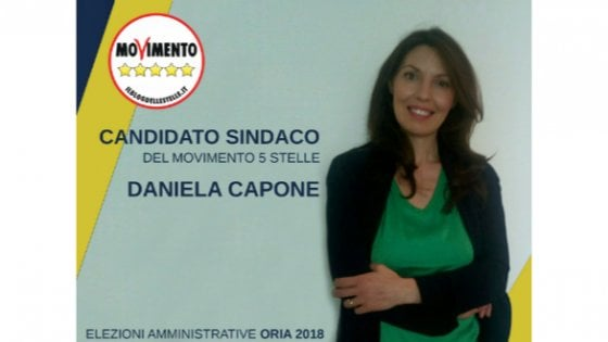 """Alla candidata Cinque Stelle di Oria cartoline di insulti e minacce: """"Non si fermerà"""""""