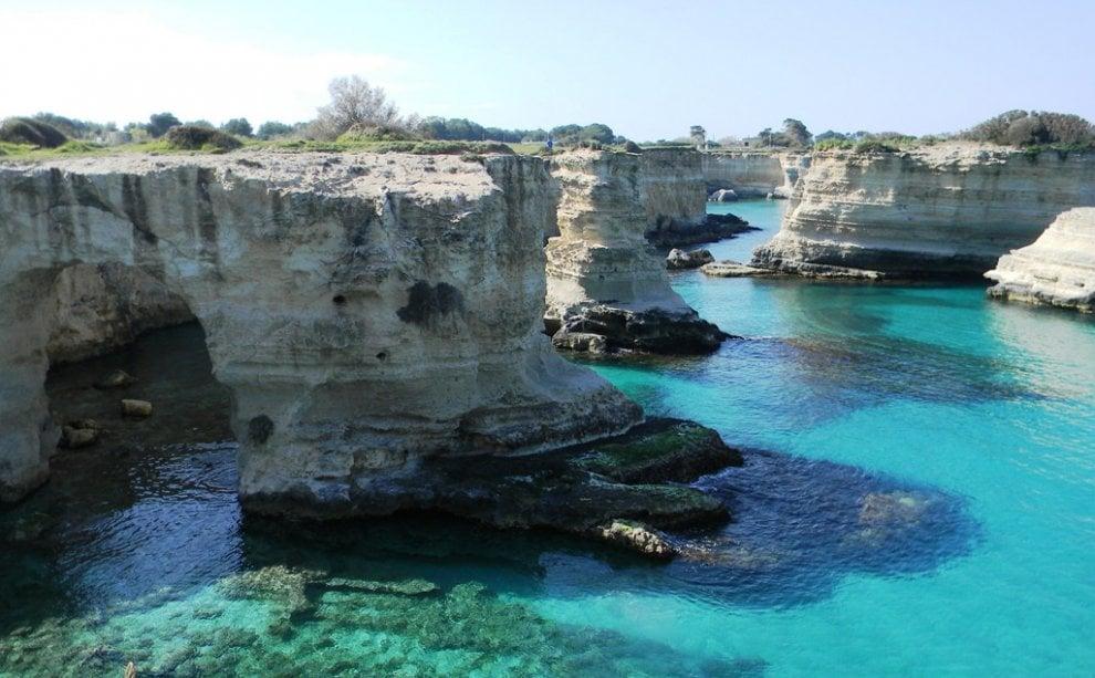 Rocce, mare e panorami: la geologia della Puglia fotografata dai ragazzi