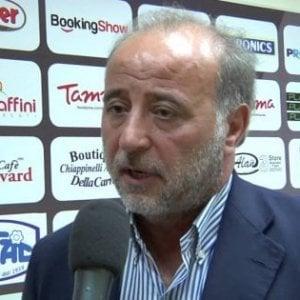 Foggia calcio, l'ex patron Fedele Sannella torna in libertà: è sotto inchiesta per riciclaggio