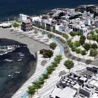 Bari, Bohigas disegna il lungomare di Santo Spirito: il progetto green tra bici e panchine