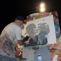 Street art, Rizek a Matera: