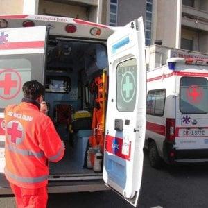 Taranto, 56enne di Francavilla Fontana muore dopo un incidente in scooter