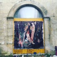 Salento, artisti in campagna dipingono le architetture del passato