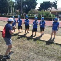 Rugby, scherma e tiro alla fune: a Bari festa dello sport per 400 ragazzi