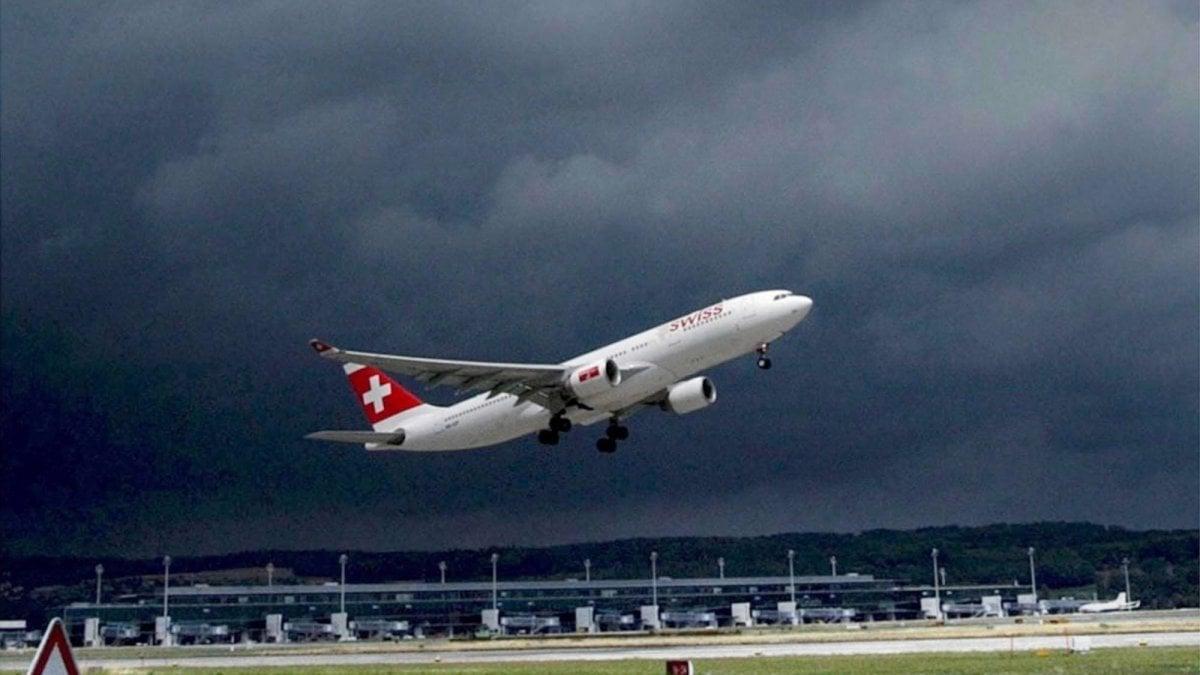 Aeroporto Zurigo Partenze : Trasporti il volo brindisi zurigo di swiss volerà tutto l anno