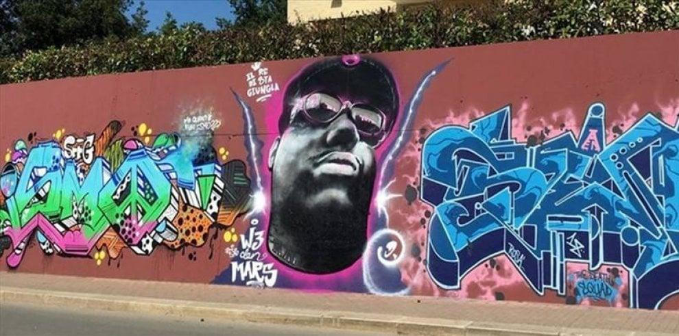 Street art, 105 artisti colorano la città di Terlizzi in 48 ore