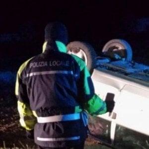 Foggia, simulò incidente stradale per uccidere il padre: arrestato 25enne
