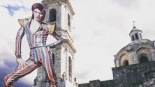 Sulle tracce di Bowie  mostra a Locorotondo