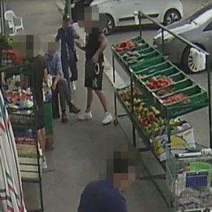 Foggia, filmato dalle telecamere durante l'agguato: arrestato 23enne