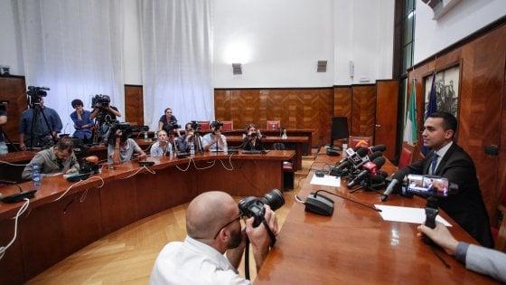 """Ilva, pressing degli ambientalisti su Di Maio: """"Ricordati che il M5S ha fatto il pieno di voti a Taranto"""""""