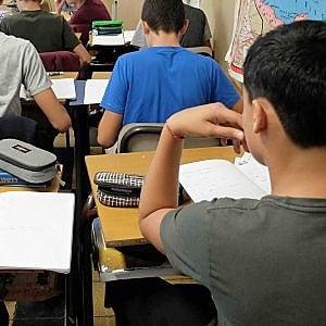 insegnante e studente hanno sesso gay