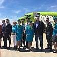 Bari e Mosca più vicine: inaugurato il volo diretto Emiliano e Decaro  partono insieme
