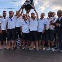 Vela d'altura, Morgan IV del Circolo Barion fra i campioni italiani