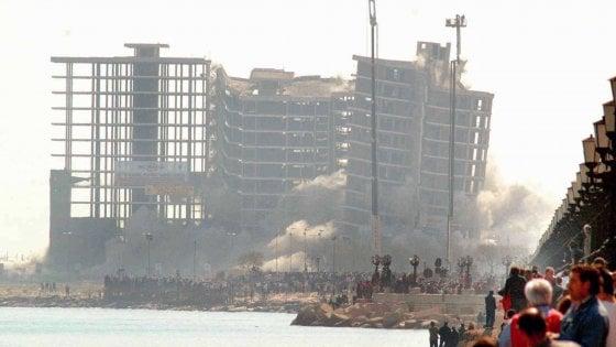 """La Corte europea condanna l'Italia per la confisca di Punta Perotti a Bari. Salvini: """"Chiudiamola"""""""