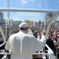 Papa Francesco a Bari: preghiera sul lungomare e summit nella Basilica di San Nicola
