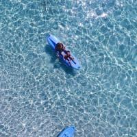 Spiagge viste dall'alto, Gallipoli rivela il suo lato eco