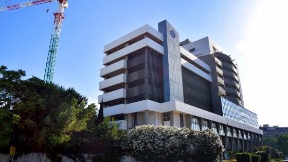 """Palagiustizia inagibile a Bari, Bonafede: """"Gli uffici giudiziari nell'ex palazzo dell'Inpdap"""""""