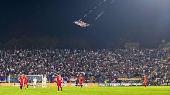 Bari, pilotò il drone con la bandiera dell'Albania sullo stadio di Belgrado: no all'estradizione
