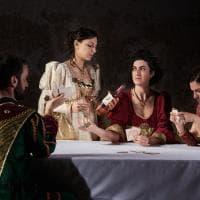 Caravaggio per gioco, studenti prof e imprenditori di Lecce in posa come nei dipinti