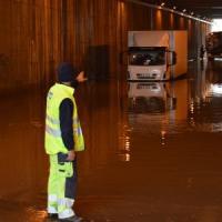 Bari, chiude il sottopasso di Santa Fara: