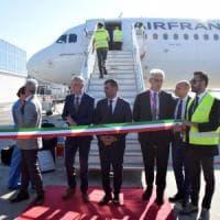 Da Bari a Parigi con Air France: il nuovo volo resterà attivo anche d'inverno