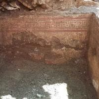 Manduria, scoperta una tomba del III a.C. durante gli scavi per il gas
