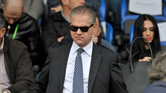 """Bari calcio, Giancaspro si barrica nel San Nicola e ignora lo sfratto: """"Non me ne vado"""""""