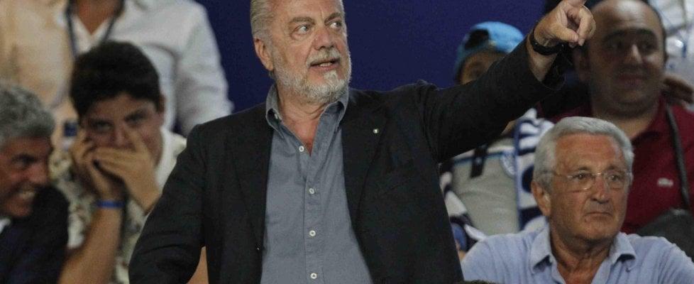 Bari calcio a De Laurentiis: l'annuncio del sindaco Decaro porta all'asse con il Napoli