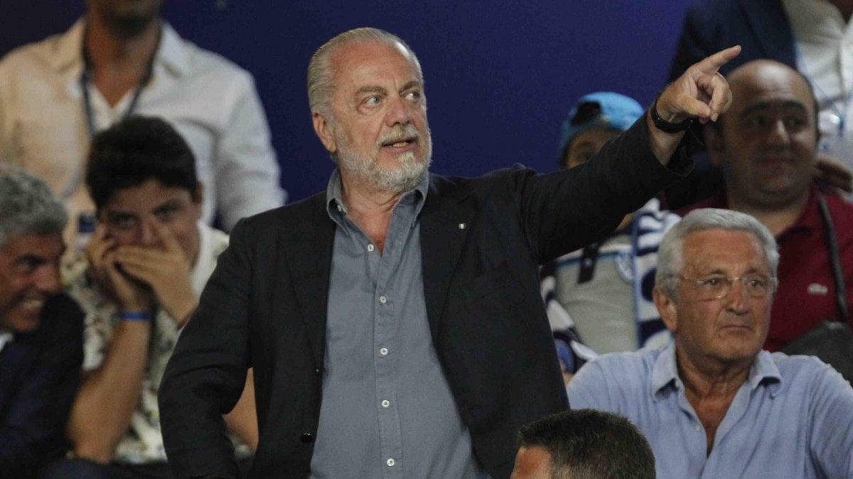 Aurelio De Laurentiis in pole positon per il Bari. Tra