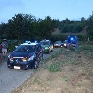 Foggia, bloccato un furgone con i braccianti: era senza assicurazione. Autista in fuga
