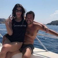 Matteo Salvini in vacanze alle Tremiti con Elisa Isoardi