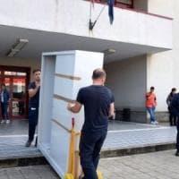 Palagiustizia di  Bari, il procuratore chiede più tempo per lo sgombero degli uffici