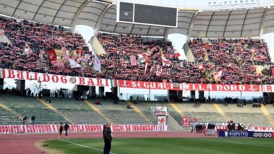 La serie B a 19 squadre: per il Bari calcio è la condanna a giocare in serie D