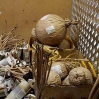 Bari, sequestrati 140 chili di fuochi d'artificio illegali per la festa di Palese