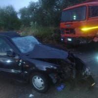 Scontro frontale tra Noicattaro e Casamassima: muore una 45enne