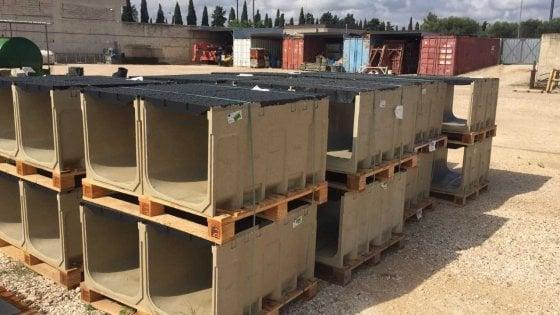 """Bari, i lavori nel sottopasso di Santa Fara superano il primo test: """"Libero nonostante le piogge"""""""