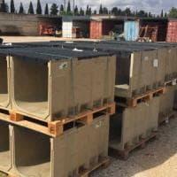 Bari, i lavori nel sottopasso di Santa Fara superano il primo test: