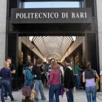 Politecnico di Bari, le immatricolazioni aumentano del 18 per cento