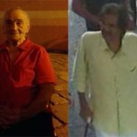 L'ex emiro del Qatar sbarca a Brindisi per salutare nonna Teresa: