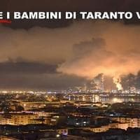Taranto,  i cittadini del Tamburi finanziano manifesto contro l'Ilva