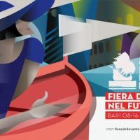 Bari, ecco come è nato il manifesto futurista della Fiera del Levante 2018